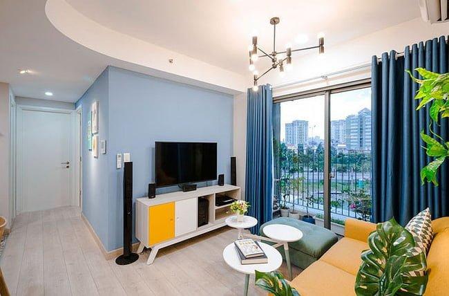 báo giá nội thất chung cư 60m2 1