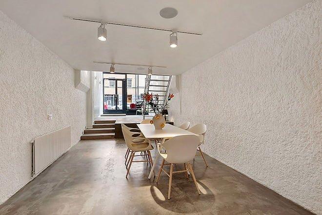 cải tạo căn hầm thành thiết kế nội thất cao cấp 7