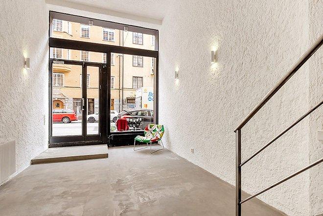 cải tạo căn hầm thành thiết kế nội thất cao cấp 1