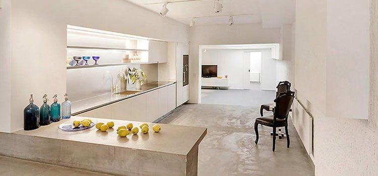 cải tạo căn hầm thành thiết kế nội thất cao cấp