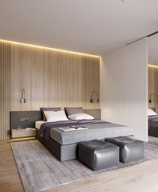 công ty kiến trúc nội thất tư vấn thiết kế nhà 40m2 3