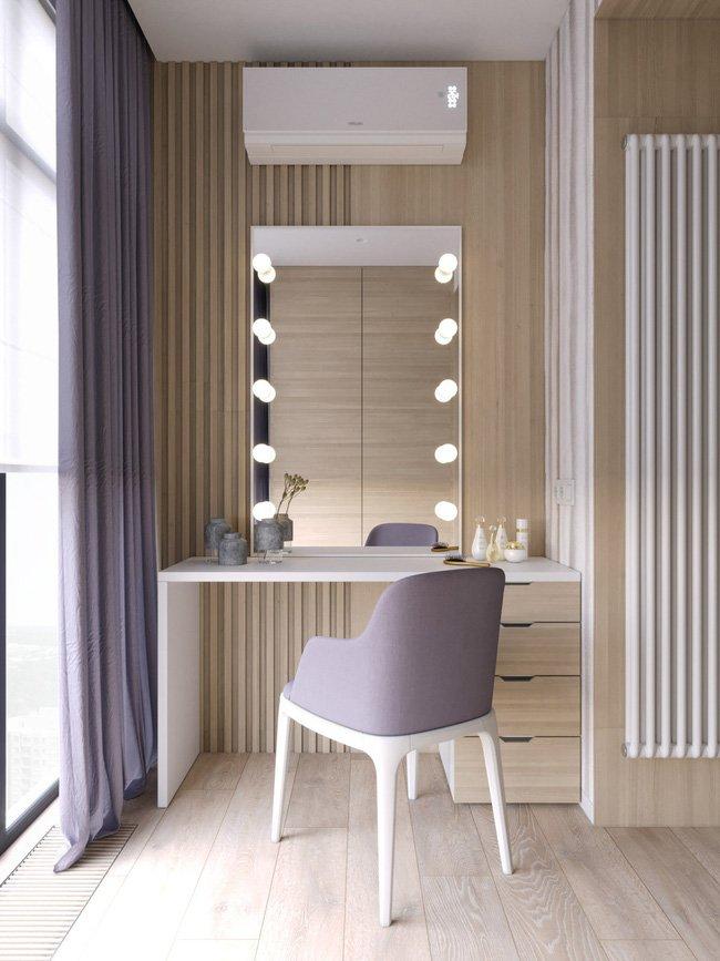 công ty kiến trúc nội thất tư vấn thiết kế nhà 40m2 2