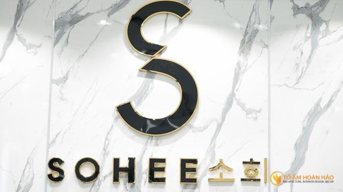 thiết kế thi công nội thất showroom thời trang Sohee Thanh Hóa 12