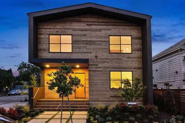 thiết kế thi công trọn gói nhà 2 tầng 7