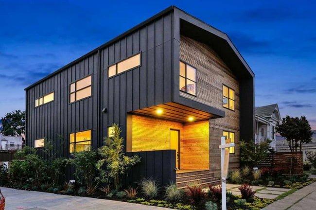 thiết kế thi công trọn gói nhà 2 tầng 6