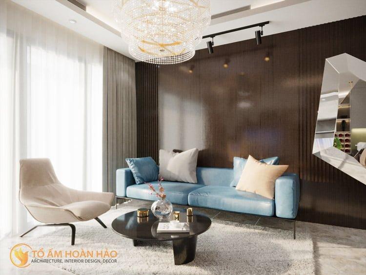 Thiết kế thi công nội thất chung cư Sun Grand City 3