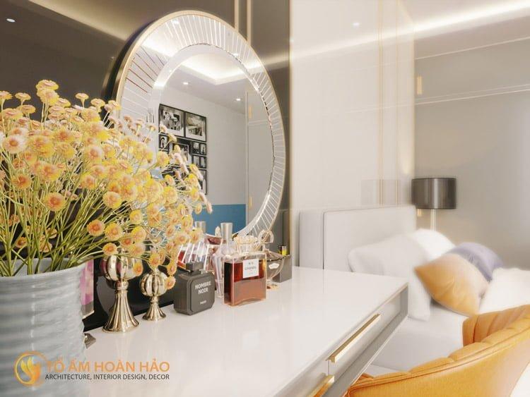 Thiết kế thi công nội thất chung cư Sun Grand City 11